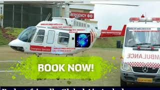 Get One of the Secure Air Ambulances by Global Air Ambulance in Raipur