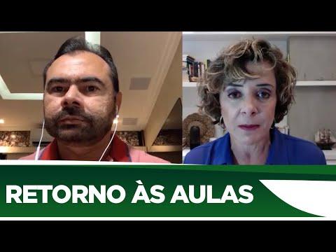 Idilvan Alencar propõe estratégias para retorno às aulas - 02/06/20
