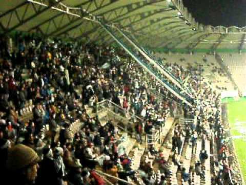 """""""Entrada Deportes Temuco v/s union"""" Barra: Los Devotos • Club: Deportes Temuco"""