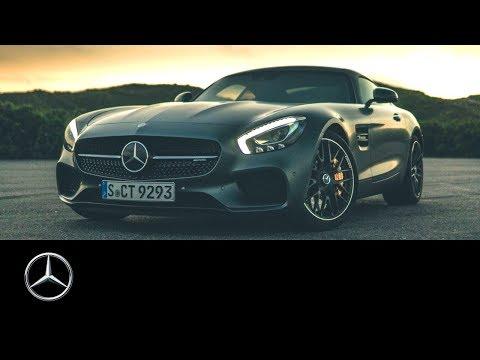 Mercedes Benz AMG GT Coupe Купе класса A - рекламное видео 2