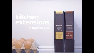 Automate Your Breakfast With 3D Printing Kitchen Extensions