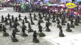 Kalibo Cable: Ati-Atihan Festival 2017 'SINAOT SA CALLE DEPED (STUDENTS)'