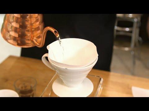 Purer Genuss - Kaffee mit dem Handfilter aufbrühen!