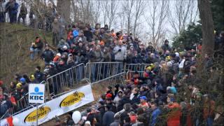 preview picture of video '29 JAN 2012 BELGIUM KOKSIJDE WERELDKAMPIOENSCHAP CYCLO-CROSS  - WORLD CHAMPIONSHIP - SLIDESHOW'