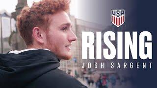 RISING: Josh Sargent