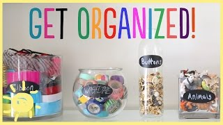 DIY | Get Organized In Style!!