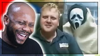 PEOPLE GETTING SCARED COMPILATION! | REACTION!!!