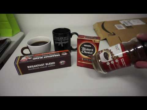 Dollar Tree Coffee part 2...great for preppers!