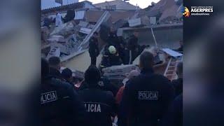 Albania - Cutremur cu magnitudinea 6,4; cel puţin 13 morţi şi sute de răniţi