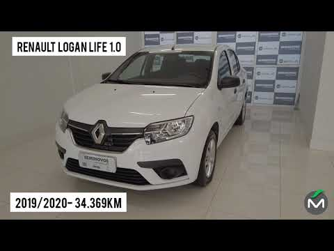 video carousel item Renault Logan Life 1.0