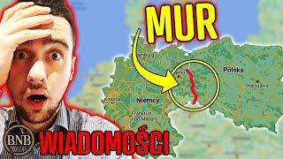 Polska STREFĄ ZAGROŻENIA! Niemcy BUDUJĄ MUR | WIADOMOŚCI