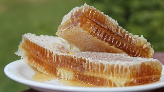 Карпатський мед, 0,25 л від компанії Хутір Тихий - відео