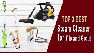3 Best Steam Cleaner For Tile Floors And Grout Reviews 2020 - PickTheVacuum