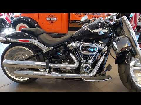 2021 Harley-Davidson® Fat Boy® 114 FLFBS