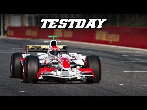 Aguri F1 V10, Jaguar F1 backfire, Huracan GT3, GT86 Turbo, E46 WTCC,  Testday Zolder 2019-09-12