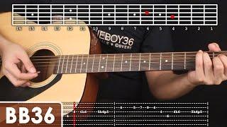 Ako Na Lang - Zia Quizon Guitar Tutorial