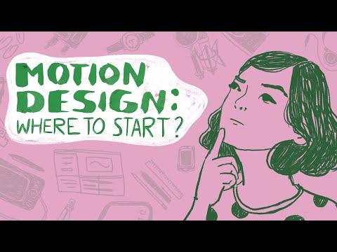 Motion Design: Where To Start?
