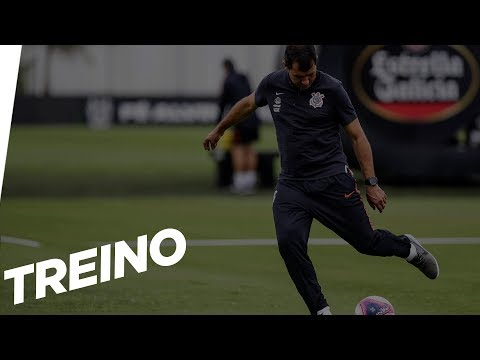 Último treino antes do Majestoso!