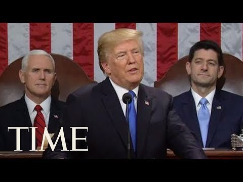 President Trump Said His State Of The Union Was The Most Watched In History, It Wasn't | TIME