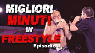 Migliori MINUTI in FREESTYLE (Episodio 4) - Mix Battle 2019