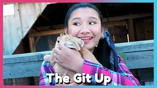 The Git Up   Blanco Brown [Official Music Video] | Mini Pop Kids