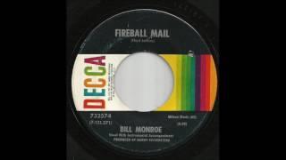 Bill Monroe - Fireball Mail