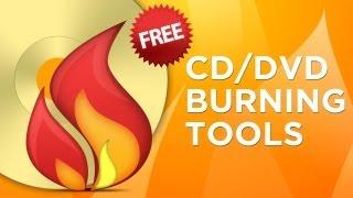 The Best FREE CD/DVD/Blu-ray Burning Tools! - Tekzilla