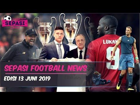 Madrid Resmi Perkenalkan Jovic👋Liverpool Tikung Manchester United⚽️Berita Bola Terbaru Hari Ini