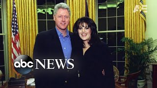 Monica Lewinsky opening up about her affair with President Bill Clinton
