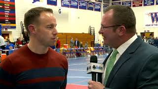 Interview with NBA referee Josh Tiven