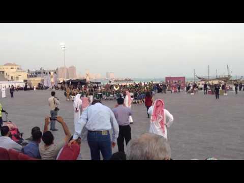 Pak Army Band - Bibi Shireeni- Katara Qatar