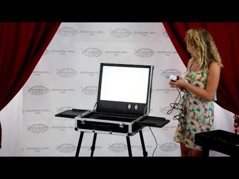 Postazione mobile per parrucchiere VPP - Cantoni video Guide