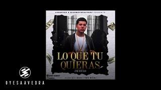Video Lo Que Tu Quieras (Audio) de Javiielo