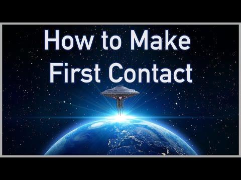 První kontakt s mimozemšťany