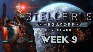 Stellaris: MegaCorp Dev Clash - Week 9 - The Subsequent Generation