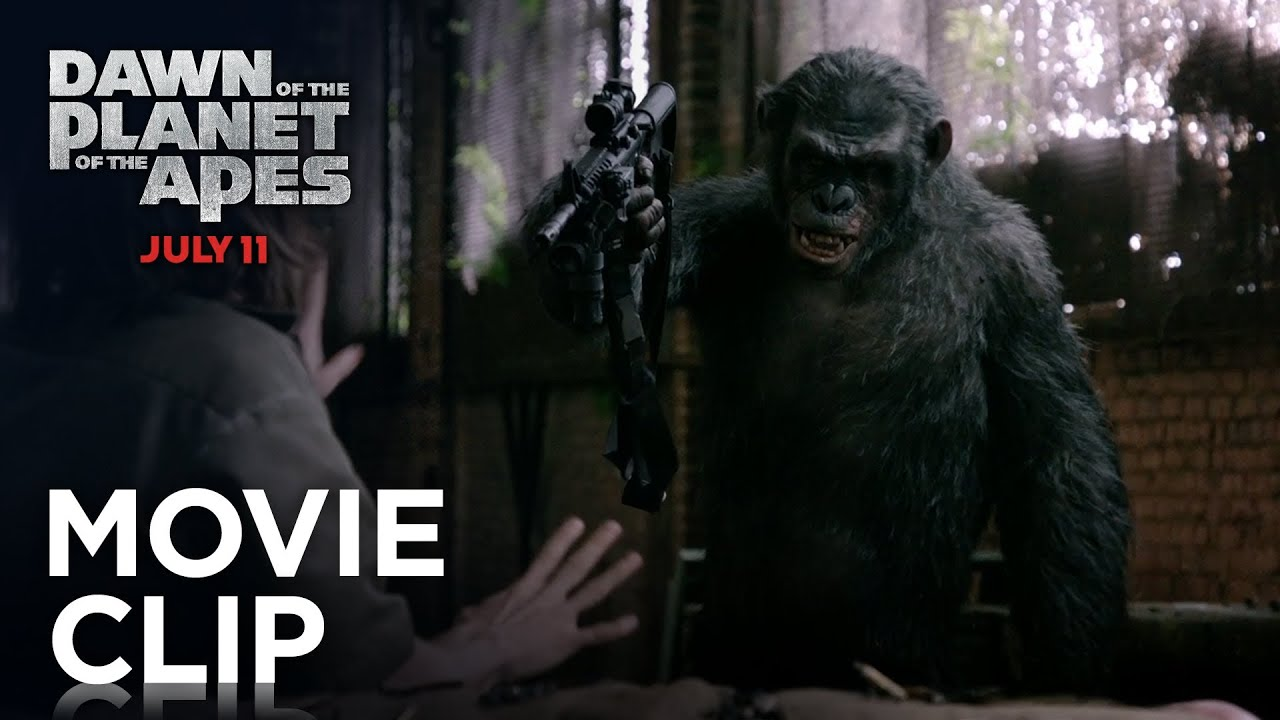 Dawn of the Planet of the Apes - Koba