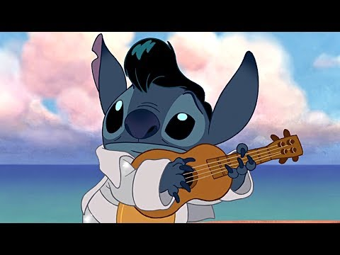 Elvis Presley - Stuck on You [Lilo & Stitch Soundtrack]