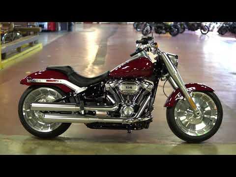 2020 Harley-Davidson Fat Boy® 114 in New London, Connecticut - Video 1