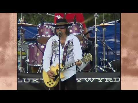LUKYN SKYWYRD @ Country USA - Main Stage 2012