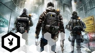 The Division gameplay - entering the Dark Zone and shooting your friends