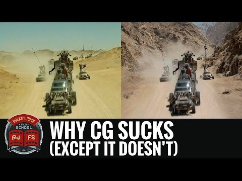 Proč stojí CGI za prd? (Až na to, že nestojí)