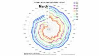 Arctic Death Spiral - May 2013