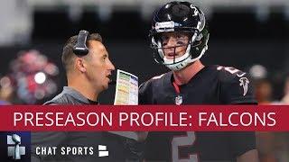 NFL Preseason Profile: Atlanta Falcons - Training Camp, Schedule, & Rumors