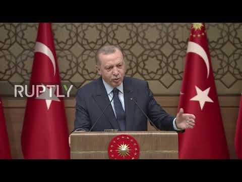 Turkey: Turkey's Syria op will move to Idlib after Afrin mission - Erdogan