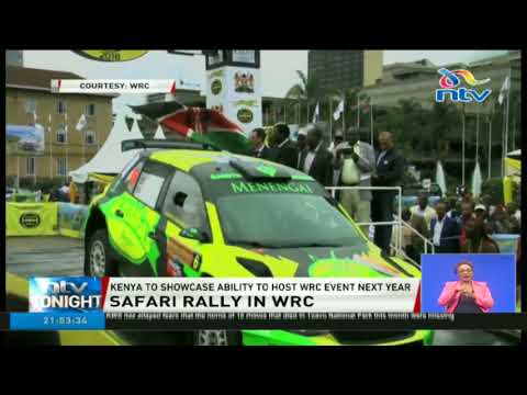 Kenya given chance to showcase ability to host WRC event next year