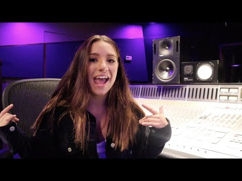 Maddie Ziegler Instagram Live Stream With Kenzie Ziegler