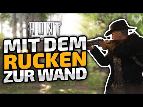 Wie immer im Nachteil - ♠ Hunt: Showdown ♠