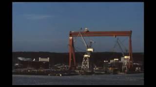 Bockkransfällning i Uddevalla. 1986.- LTVU.SE