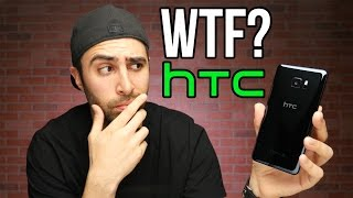 WTF IS HTC DOING?