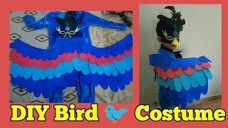 DIY Bird 🐦 Costume